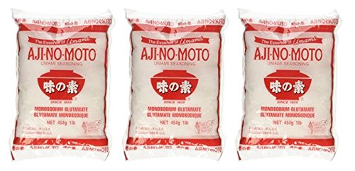 Picture of 3 ajinomoto packets